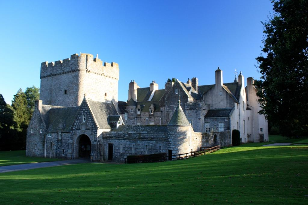 Visit to Drum Castle -