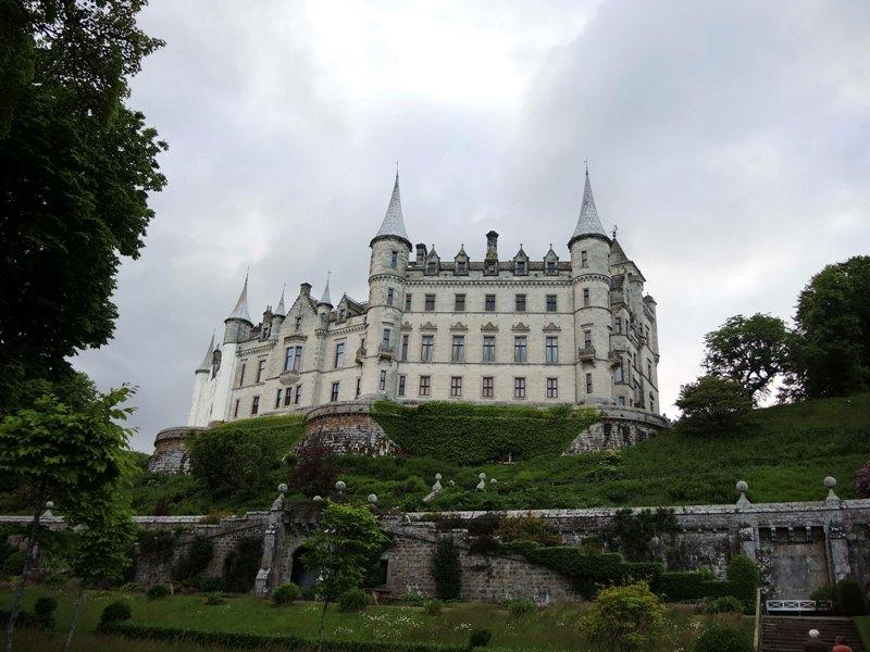 Dunrobin Castle Garden Party 2017 -
