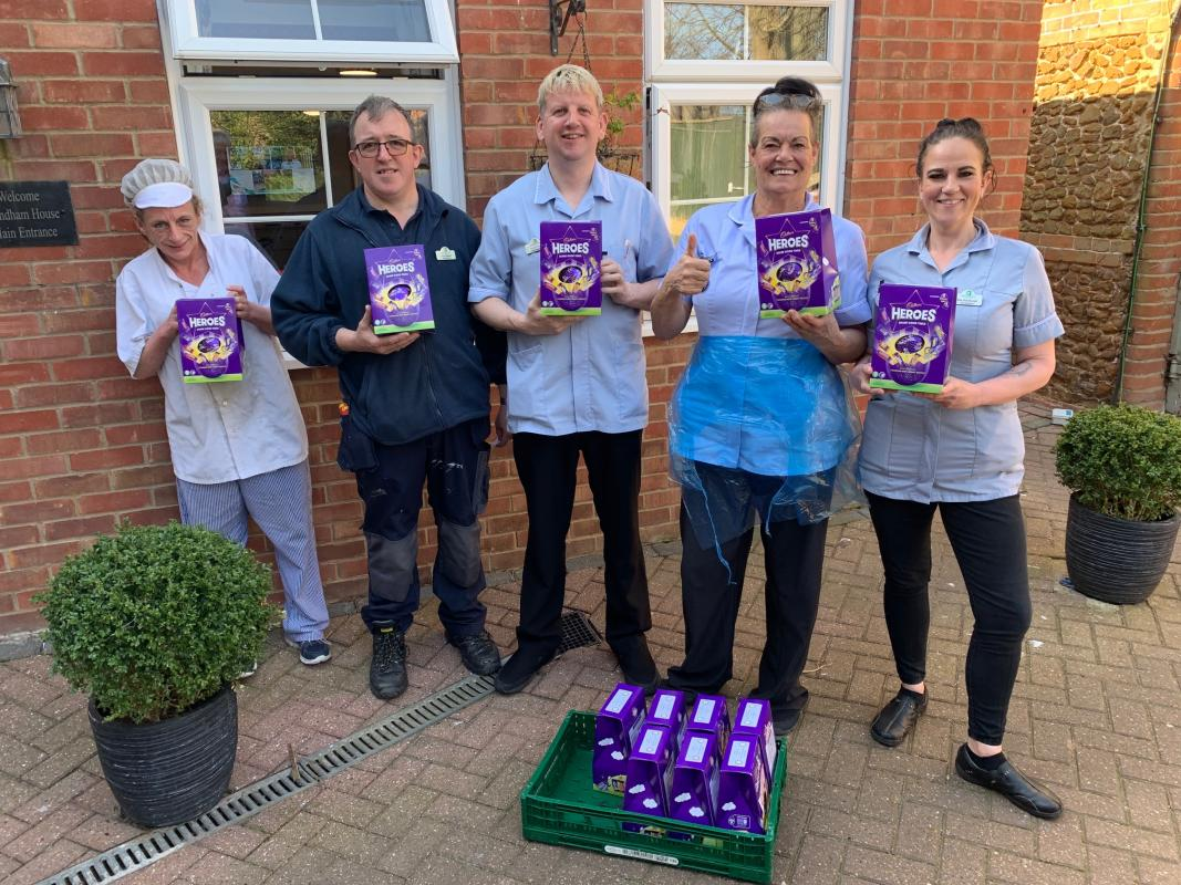 Easter Eggs for carers - Easter Eggs for carers