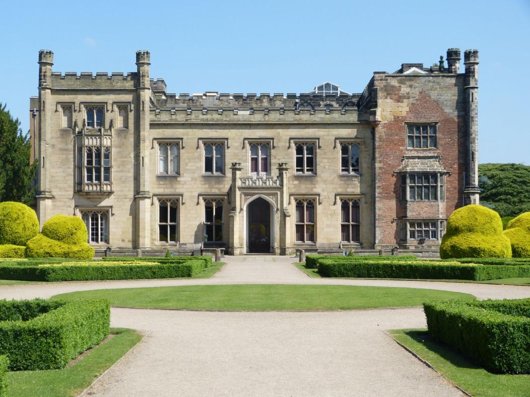 Elvaston Castle is the location for this all-day celebration