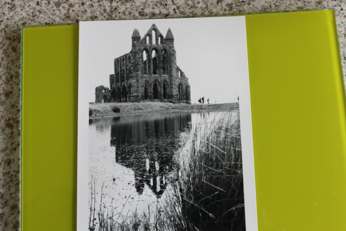 Reflection of an Old Abbey by Emily Fox of Fortrose Academy