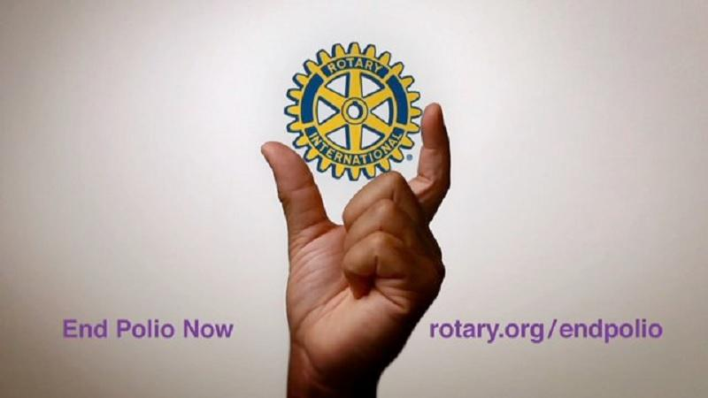 We, as the Rotary Club of Preston (Torbay), are proud to be supporting this world initiative.