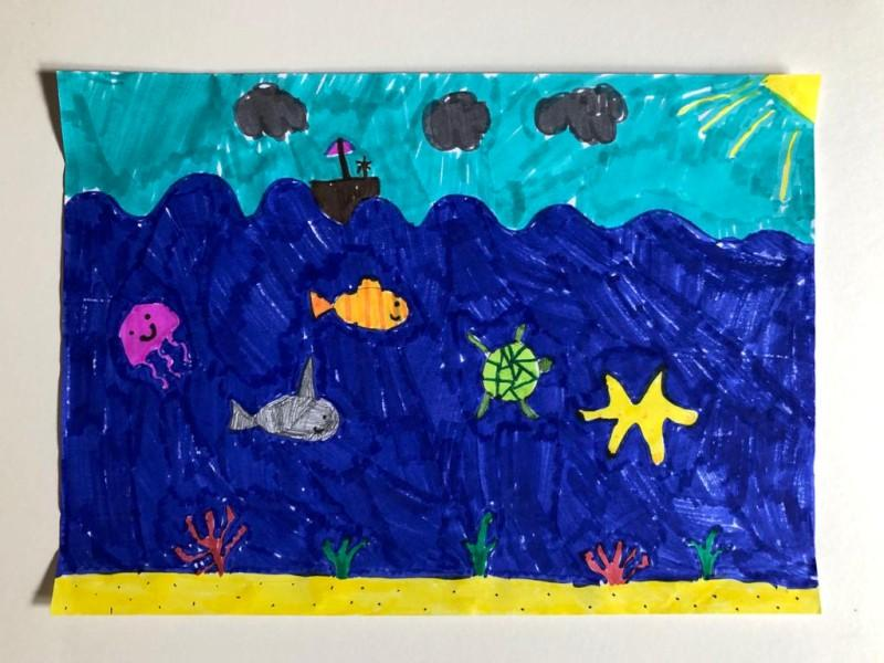 Young Artist Competition 2020 - Brownies WInner - Milly Clanfield