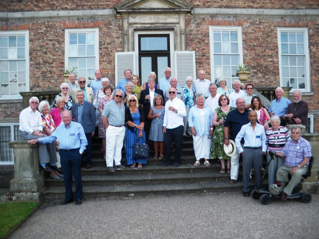 Erddig Rotary celebrates its 40th Anniversary at Erddig Hall