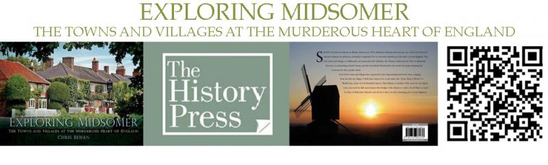 So you never dreamt of being an author. An adventure in publishing - Exploring Midsomer