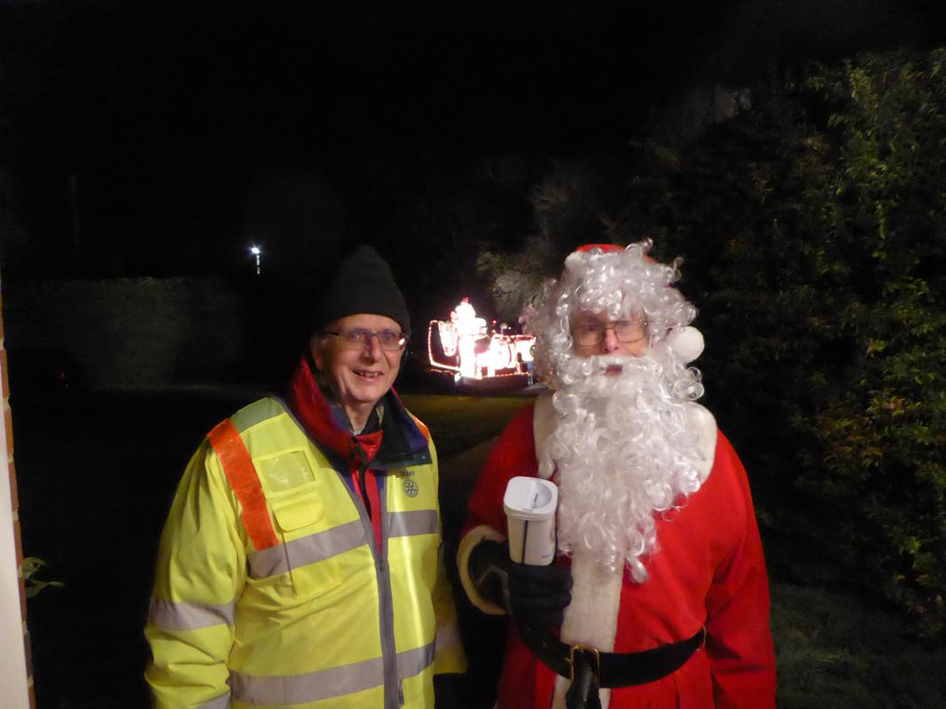 Rotary has a record-breaking Christmas Collection -