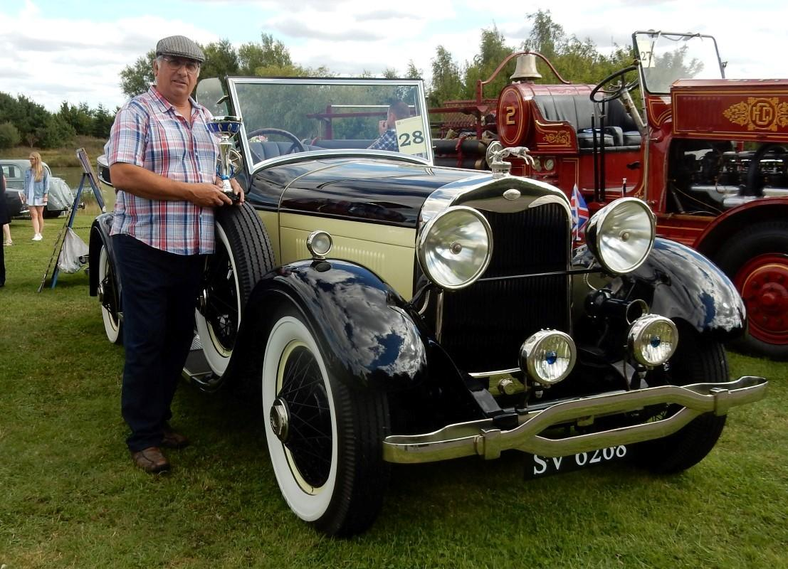 The Lincoln Classic and Vintage Vehicle Rally took place at E.H.Thorne, Rand on Sunday August 12th 2018