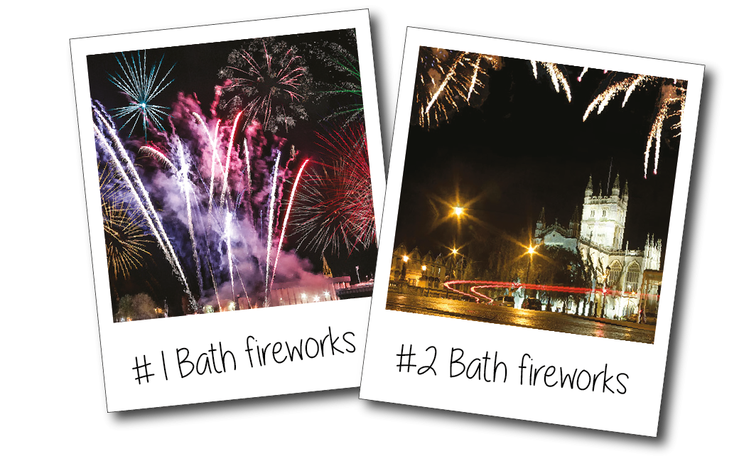 Our hugely popular annual Fireworks on the