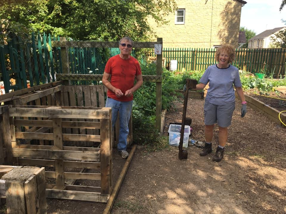 Community Projects - Forest Green Community Garden 2019