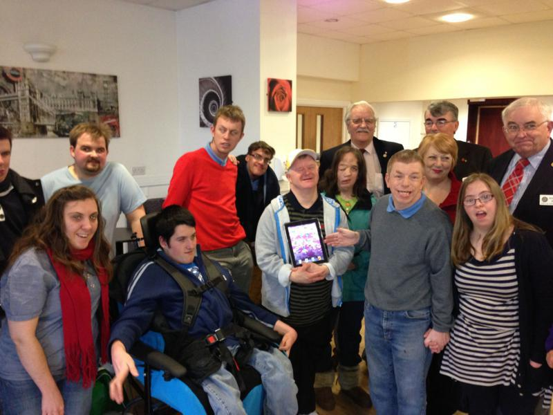 I-pad for Forward Day Centre