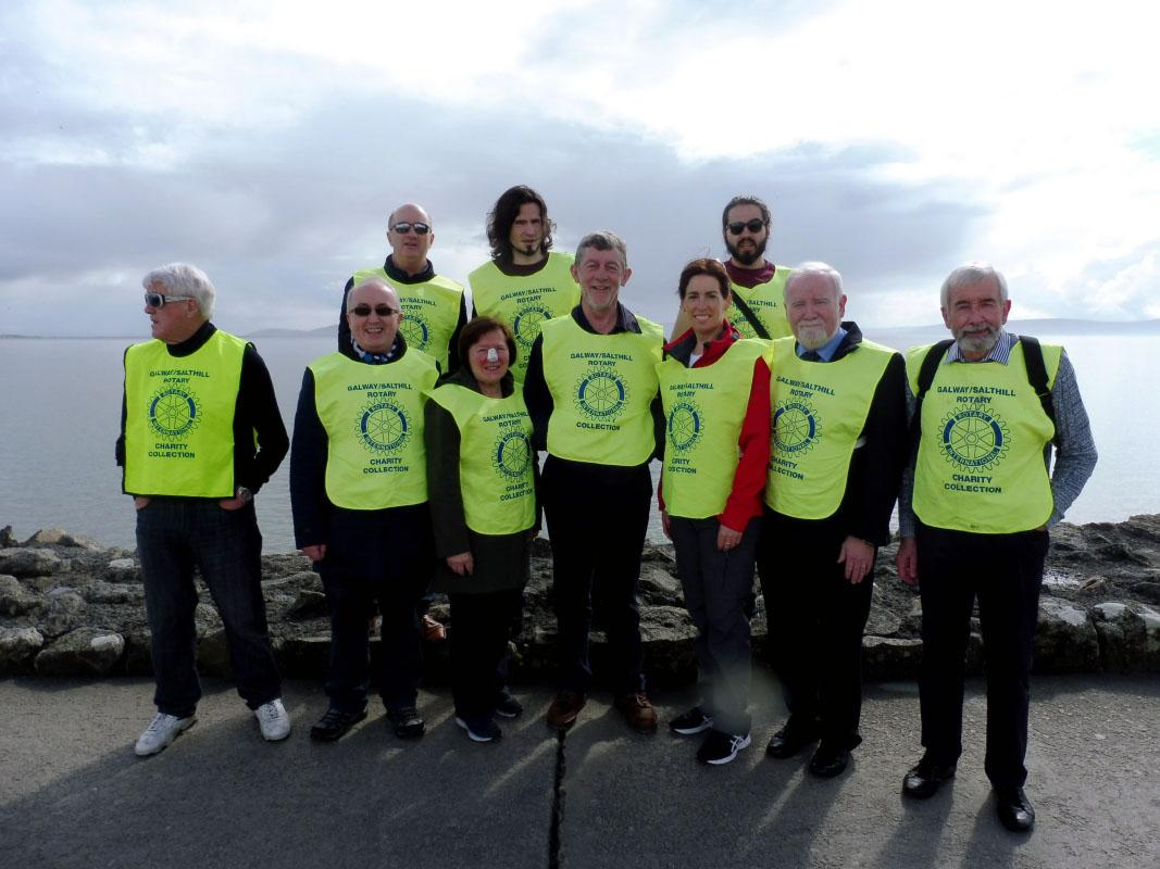 Galway Salthill Rotary Club's Walkathon for Healthy LifeStyle