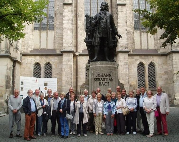 Our 2015 Cultural Visit to Leipzig and Dresden,Germany   -