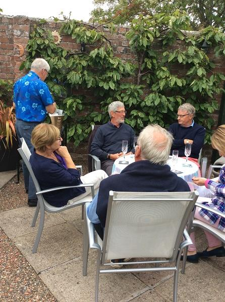 Rotary Auction BBQ -