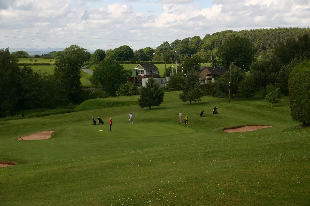 Brampton & Longtown Rotary Golf Competition