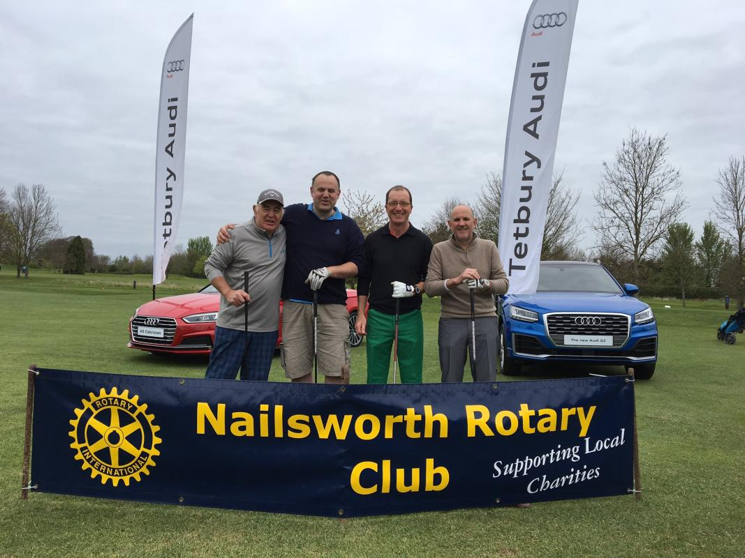 Charity Golf Day April 2017