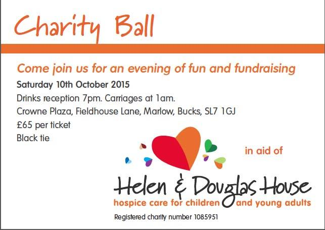 Helen & Douglas House Ball