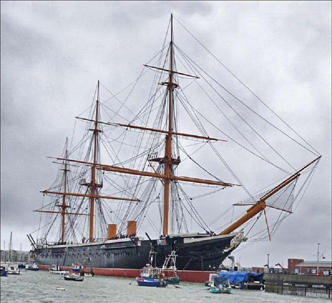 President's Weekend (Portsmouth), 27-29 March 2015 - HMS Warrior - Portsmouth
