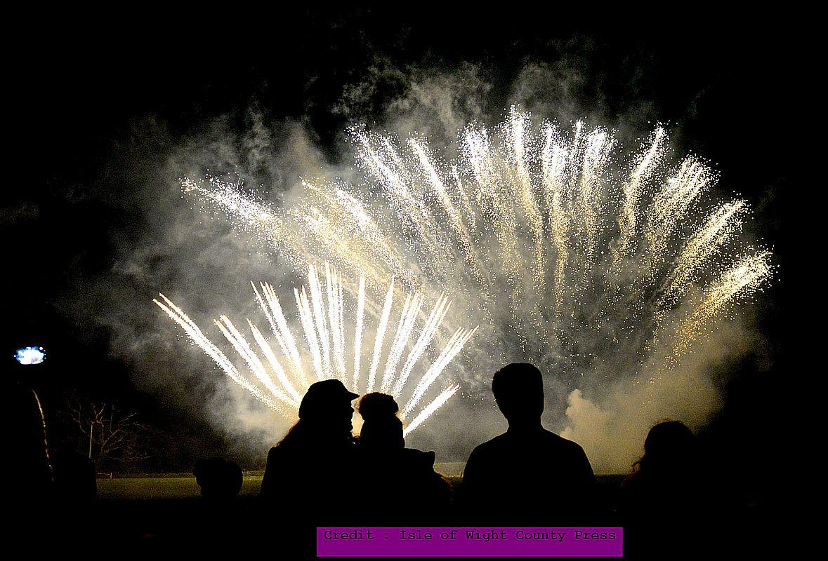 Ryde Rotary Fireworks Party at Haylands Primary School rescheduled to the 9th of November -