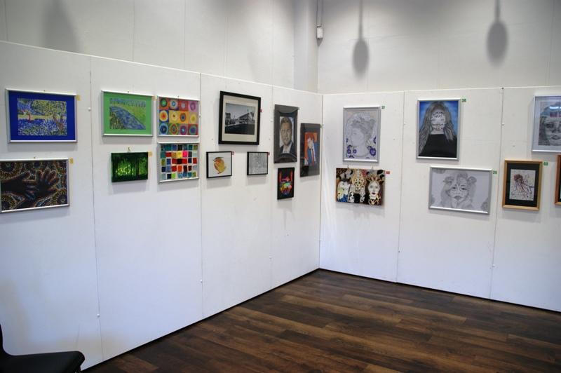 Hull Young Artist of the Year Exhibition - Exhibits
