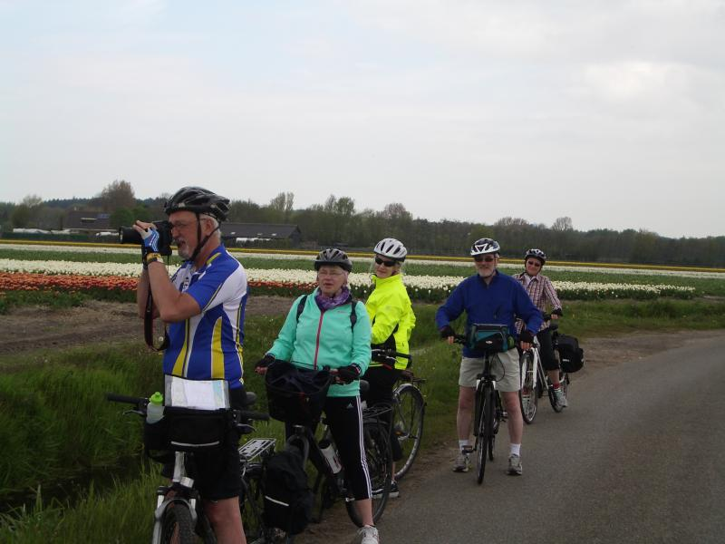 Cycle Ride to Holland