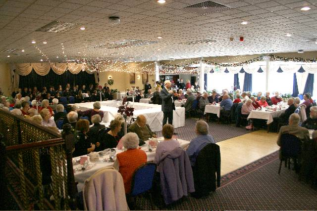 Seniors Christmas Party 10th December 2012 -