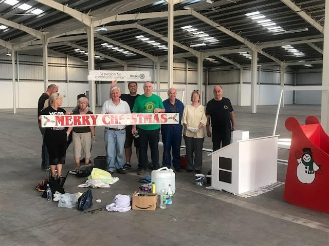 Christmas is coming - Team Rotary Middleton