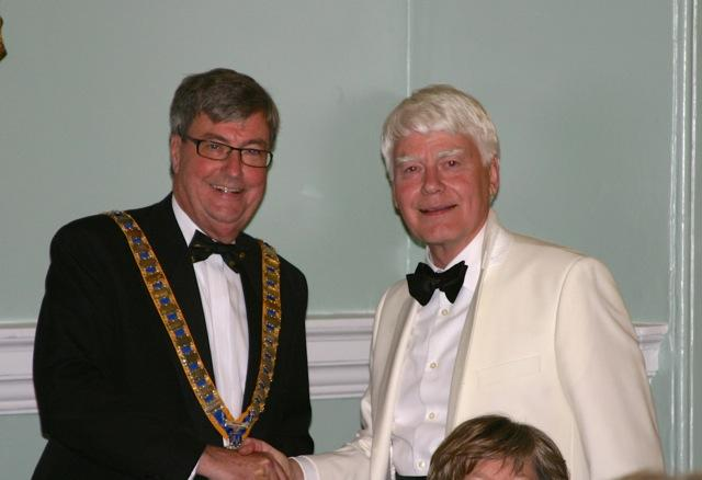 President's Installation 2015 - The handover