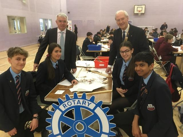 Rotary Technology Tournament -