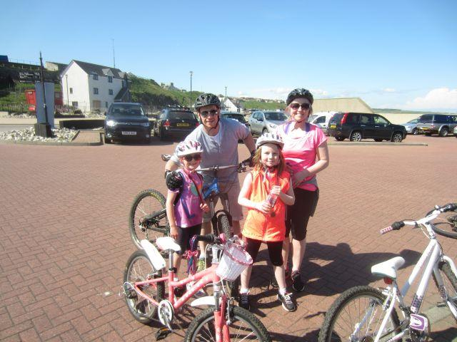 Fundraising - Annual Banffshire Cycle Challenge