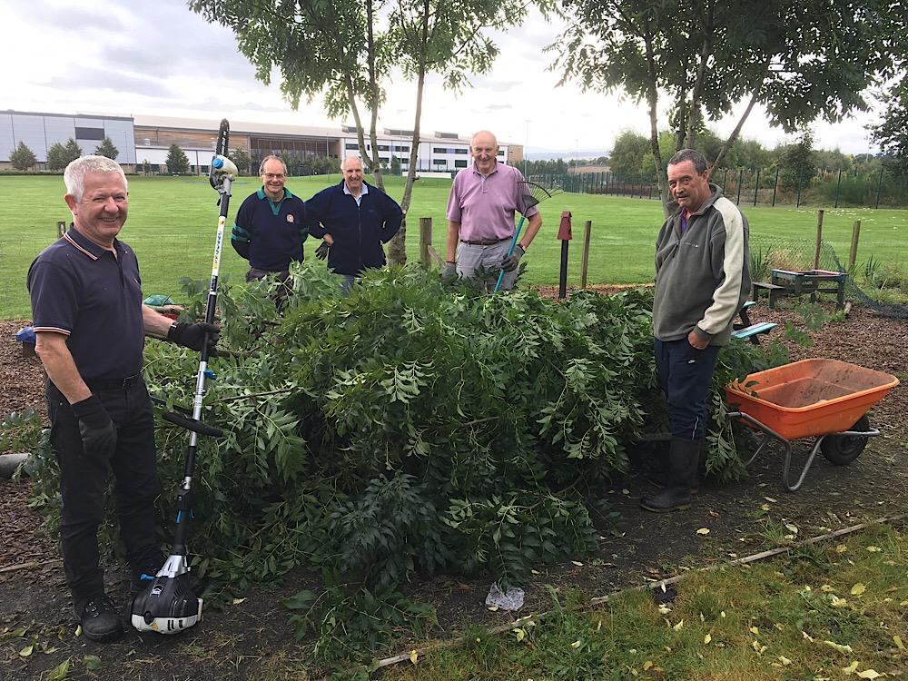 Crieff Rotary - Garden Task Force