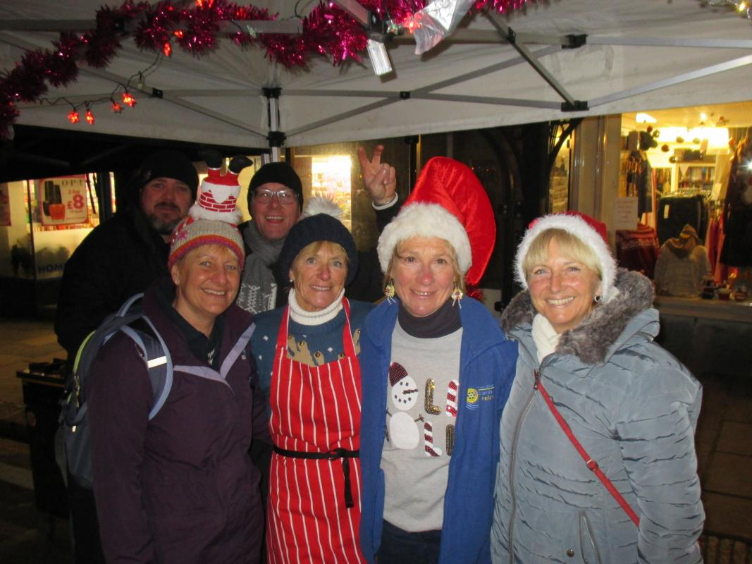 Helston Christmas Lights Switch On -