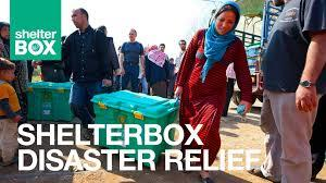 Speaker Meeting - Shelter Box  - Shelter Box - Humanity in action