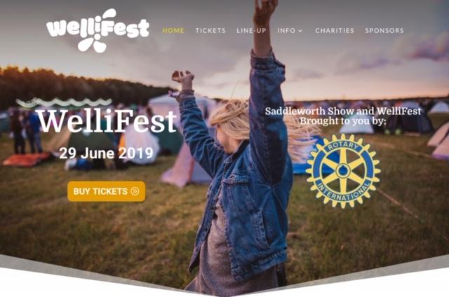 Tickets and info - www.wellifest.com