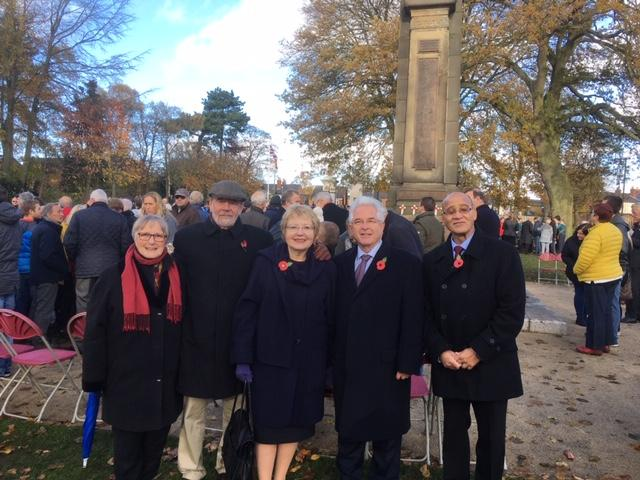 Remembrance Day 2018 -