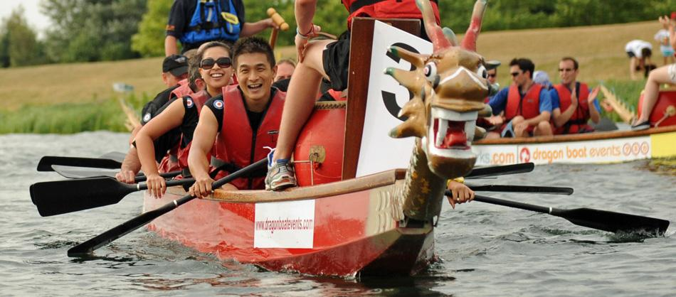 Rotary Dragon Boat Race -