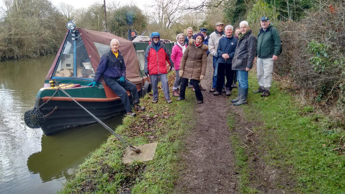 Rotary and Friends Walk February 2018 -