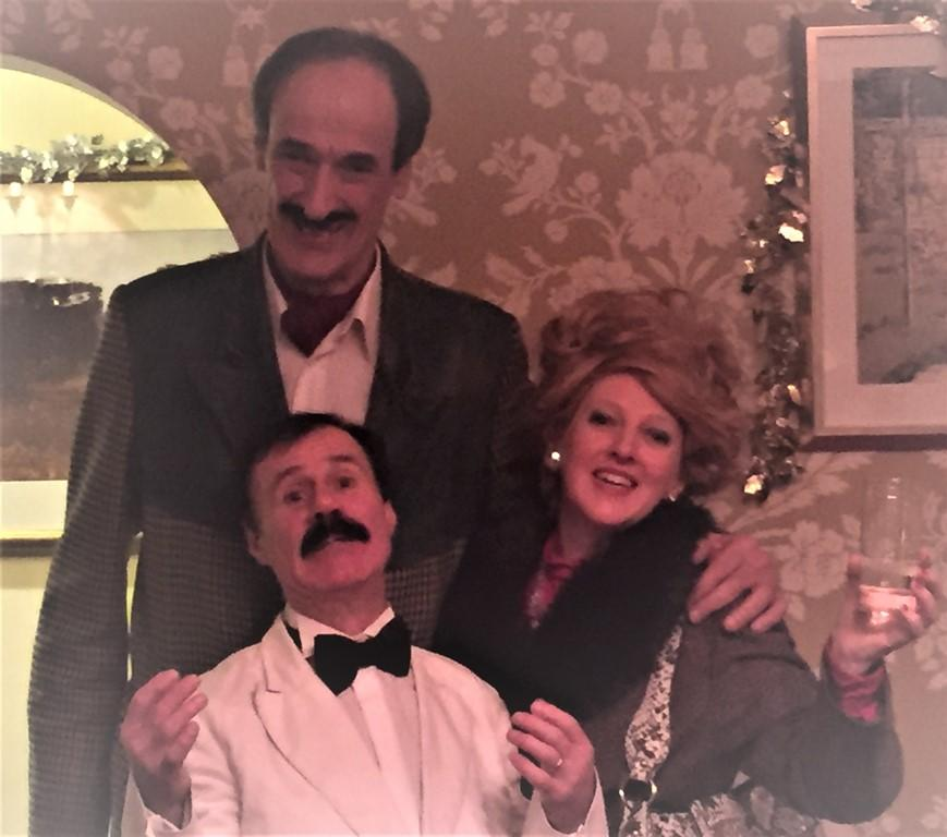 Membership Services - FAWLTY TOWERS COMES TO ROTARY!
