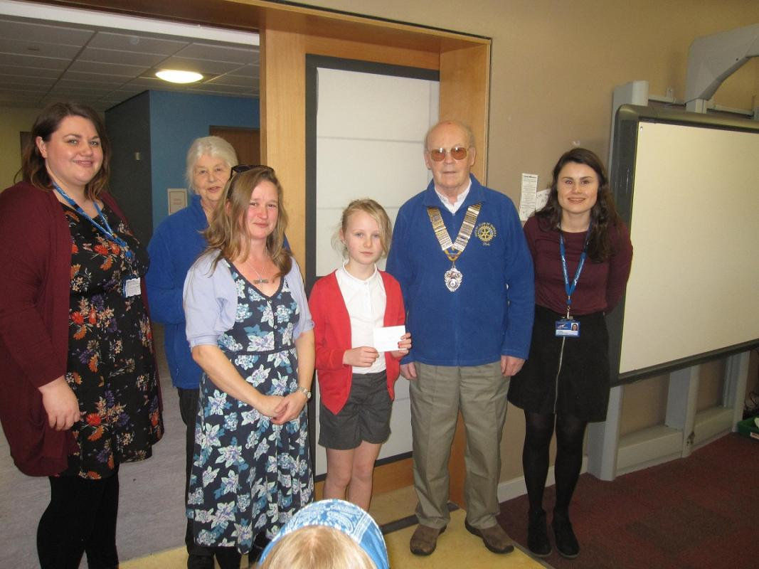 Rotary Young Writers Award -