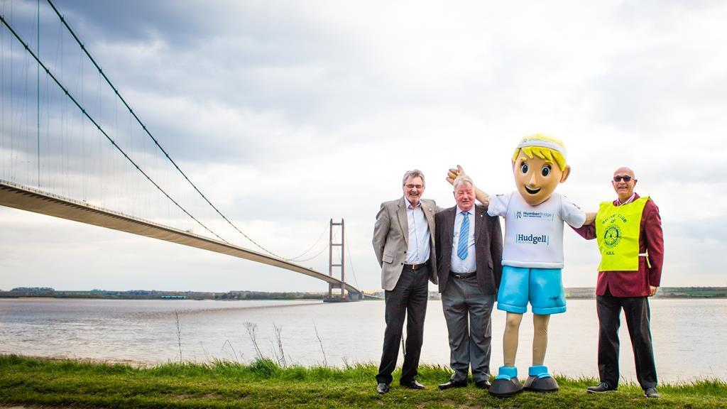 HUMBER BRIDGE HALF MARATHON - Join us for the 2017 Humber Bridge Half Marathon