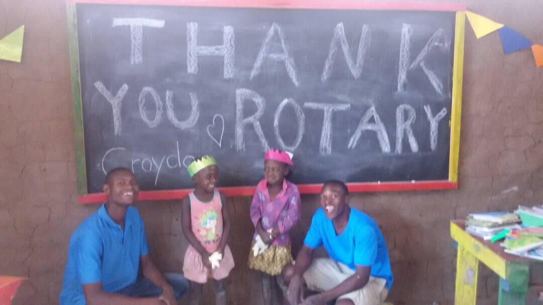 Amazing progress with supporting a school in Zambia bringing long term benefits to the community