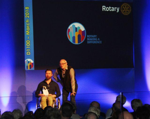 D1100 2018 Conference - Rotary: Making a Difference