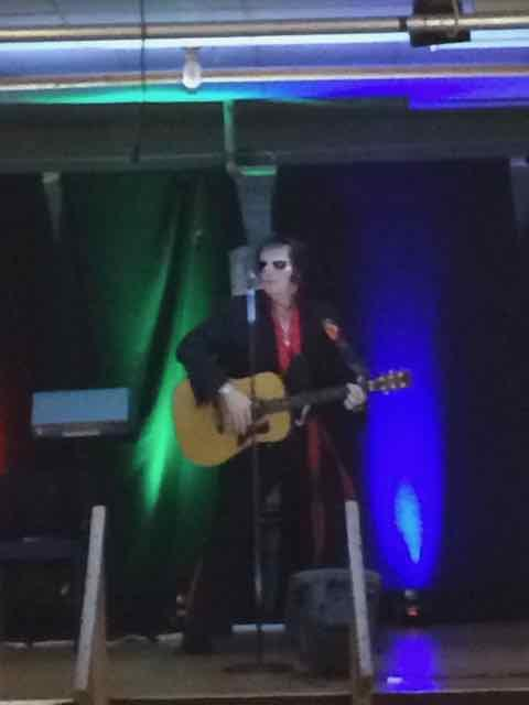 Elvis Tribute Concert - Holyhead Rotary Charity Tribute concert