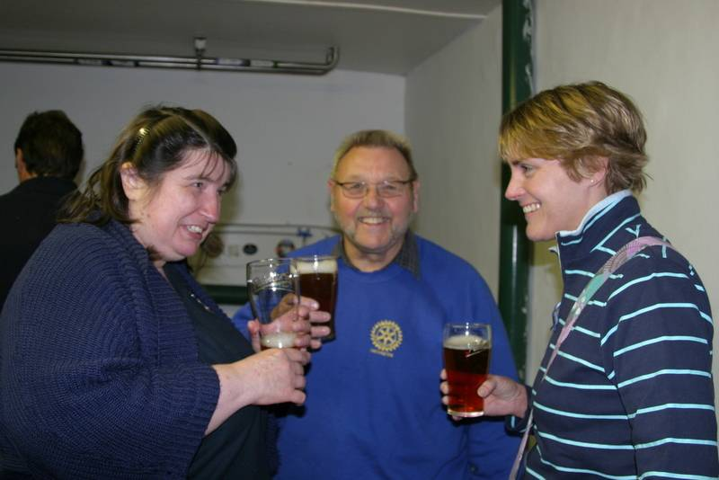 Palmers Brewery Trip 12 May 2011 -
