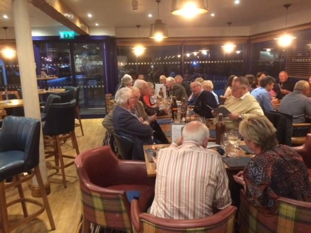 Guest Night Monday 24th September 2018 -