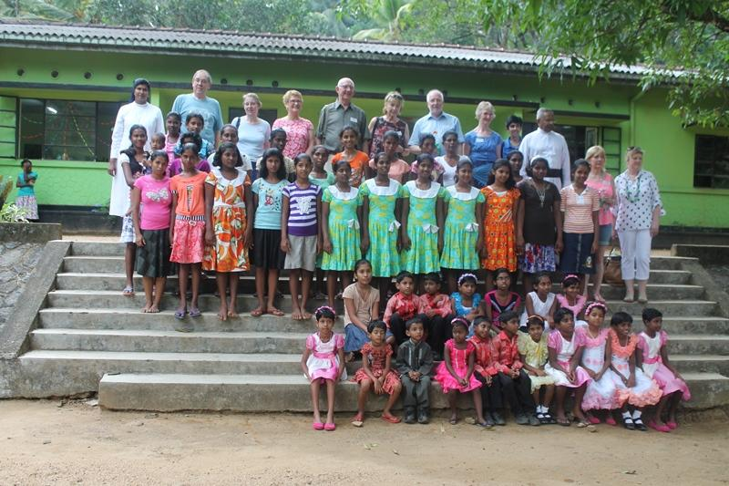 Our orphanage in Sri Lnka