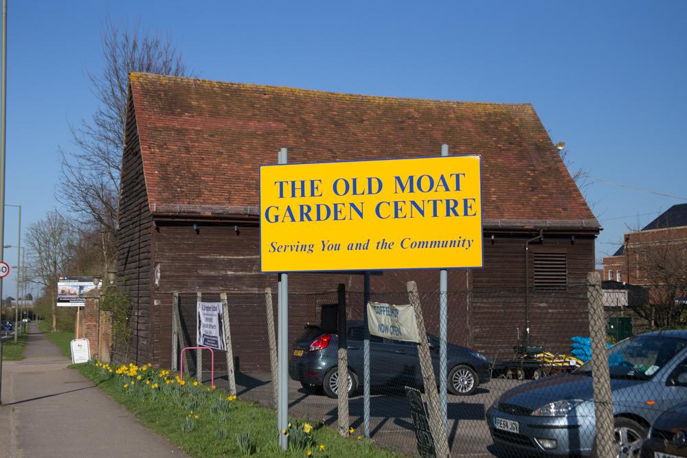 The Old Moat Garden Centre