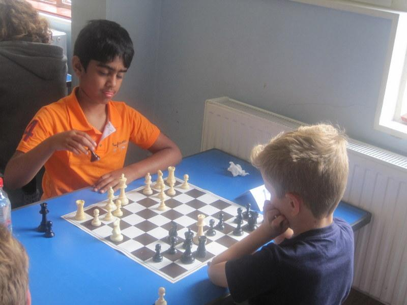 Rotary Junior Chess Tournament 2014 -