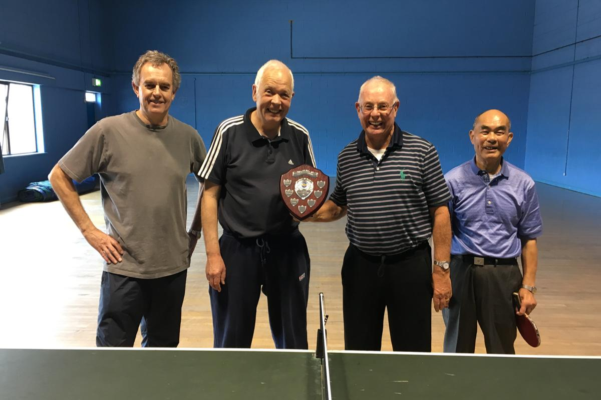 District Table Tennis