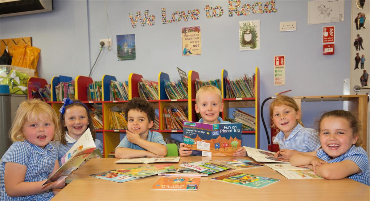Accelerate Reading at Galmpton Primary School  -