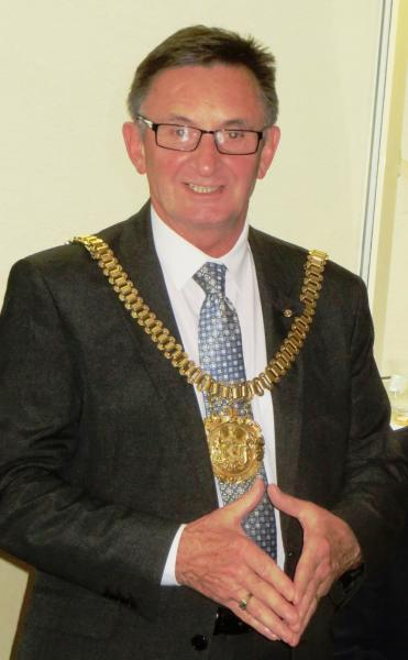Lord Mayor of Liverpool 2015-2016, Councillor Tony Concepcion.